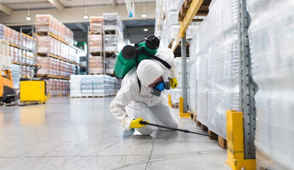 ECE Group Services Ltd - specialist industrial & commercial cleaning